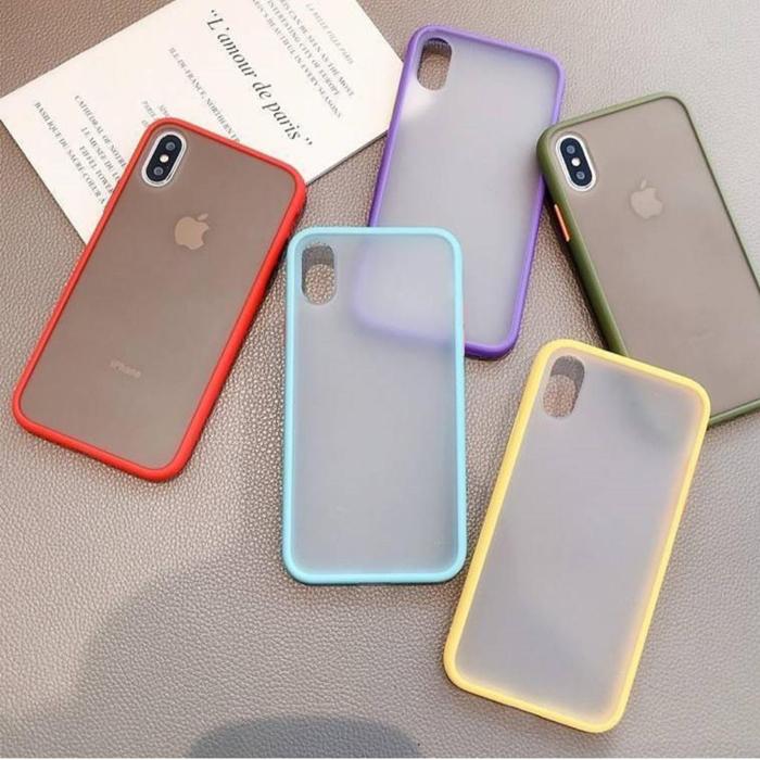 کاور پشت مات(Fashion) مناسب برای گوشی موبایل آیفون XS/X