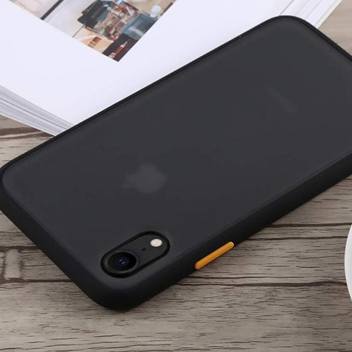 کاور پشت مات(Fashion)مناسب برای گوشی موبایل آیفونXR