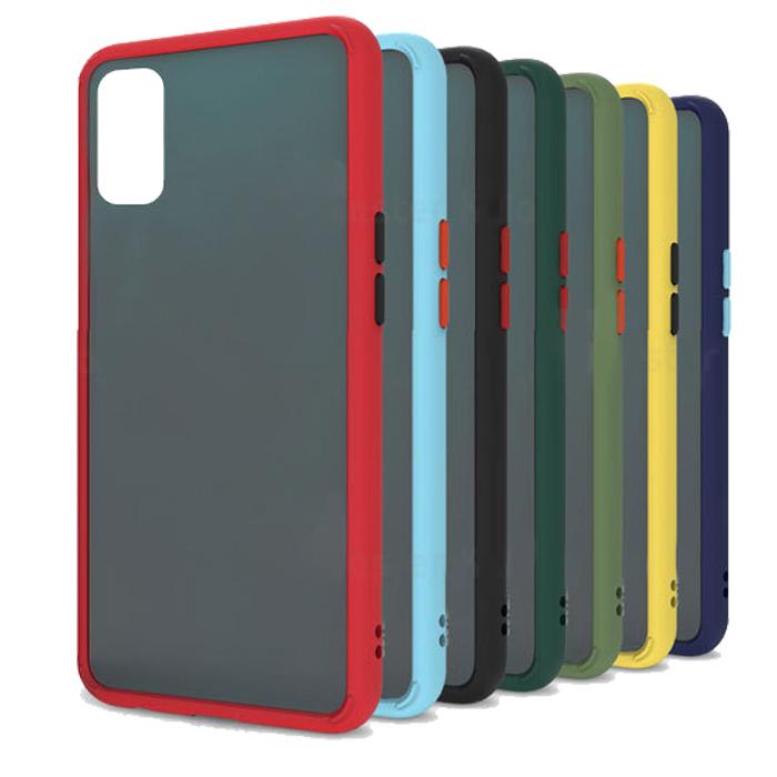 کاور پشت مات(Fashion) مناسب برای گوشی موبایل سامسونگ گلکسی A51