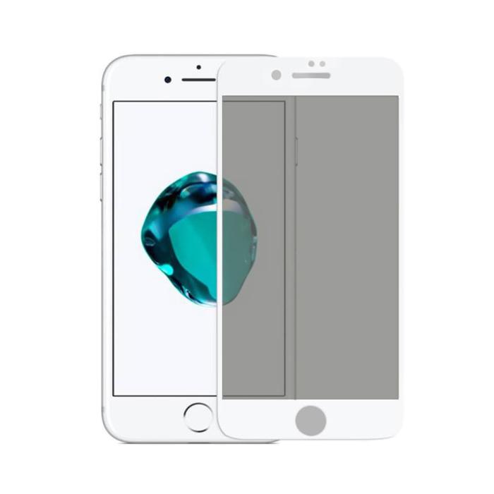 محافظ صفحه نمایش(گلس) Privacy سفید گوشی موبایل Apple iphone 7/8